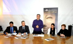 DEE, conferenza stampa