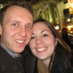 I futuri sposi Andrew ed Anne Marie