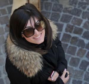 Naro, l'assessore alla viabilità Patrizia Salerno