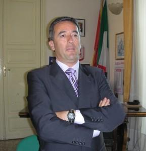 il sindaco Pippo Morello