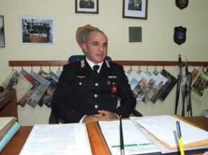 Il maresciallo Luigi Marletta