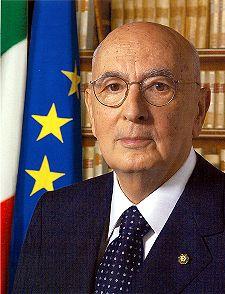 Presidente-Napolitano