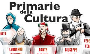 Logo Primarie della cultura