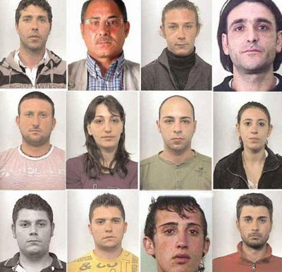 bacchanalia 12 condannati