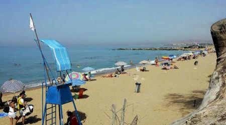 san leone spiaggia