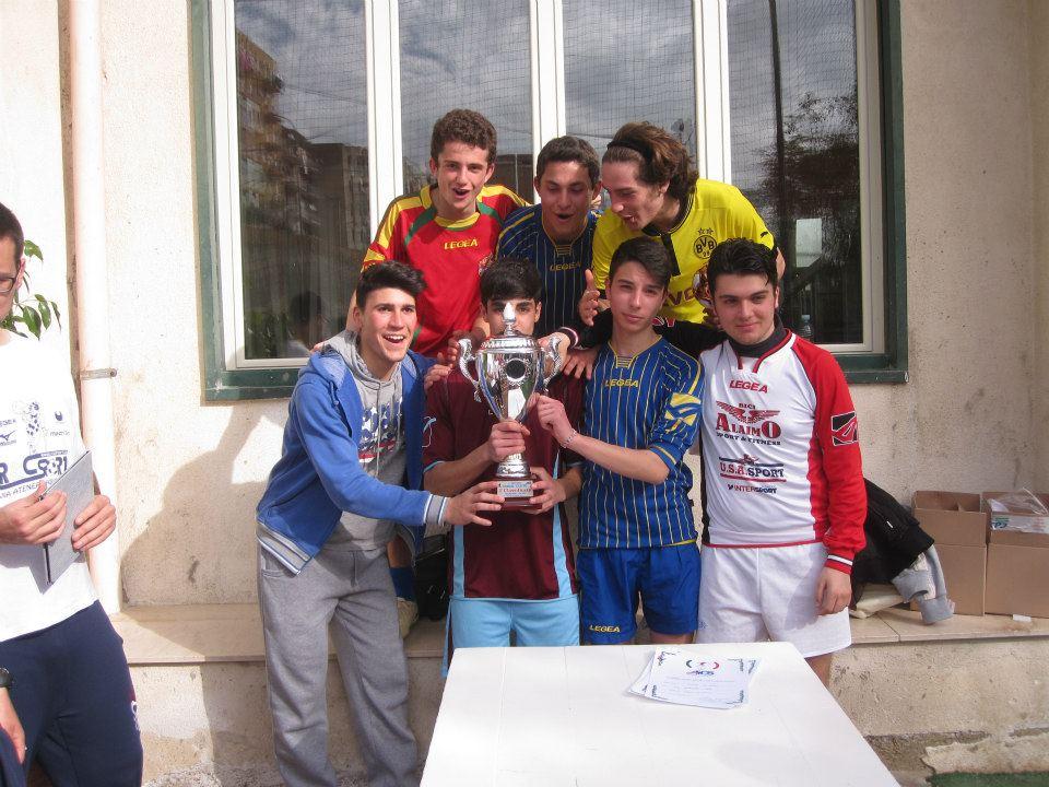 Vincitori School league
