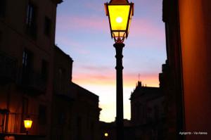 Luci in via Atenea_A.Pitrone