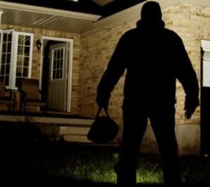 rapina in casa