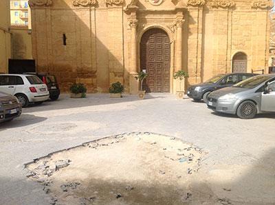 piazza di paola sito